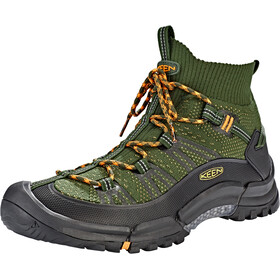 Keen Targhee Evo Chaussures Homme, olive night/marigold